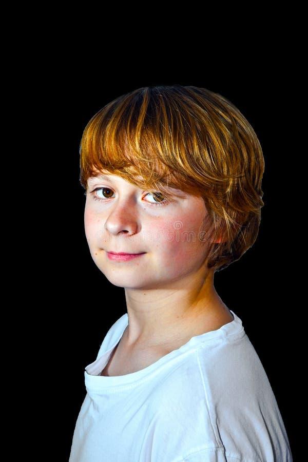 портрет мальчика милый стоковые фото