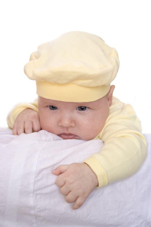 портрет младенца стоковые фото