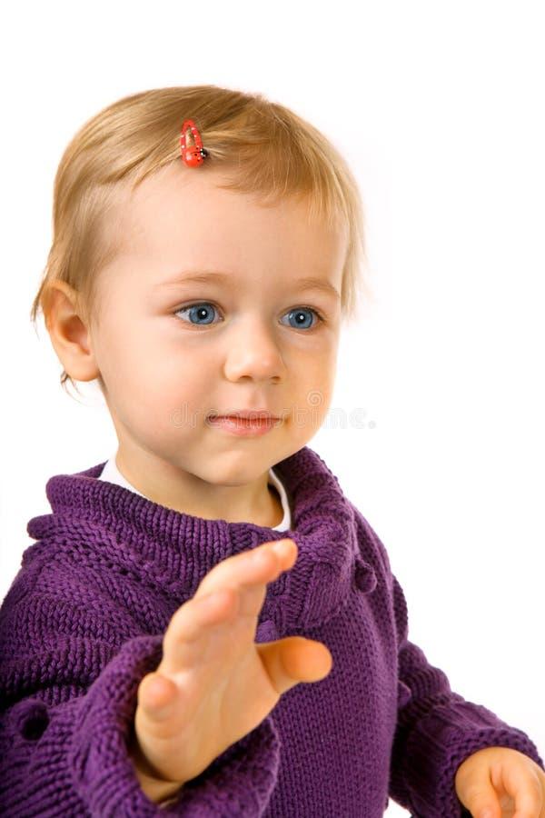 портрет младенца стоковая фотография rf
