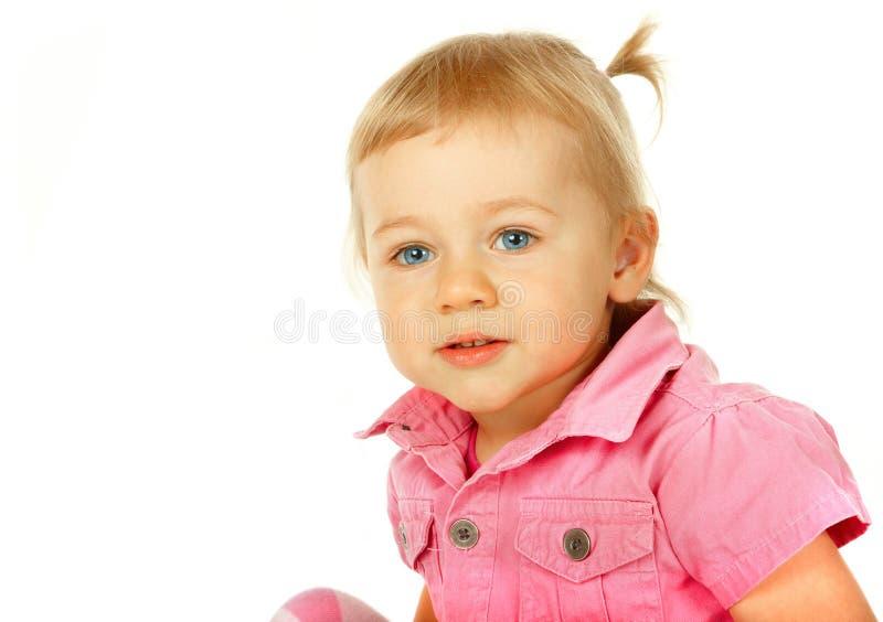 портрет младенца стоковое фото rf