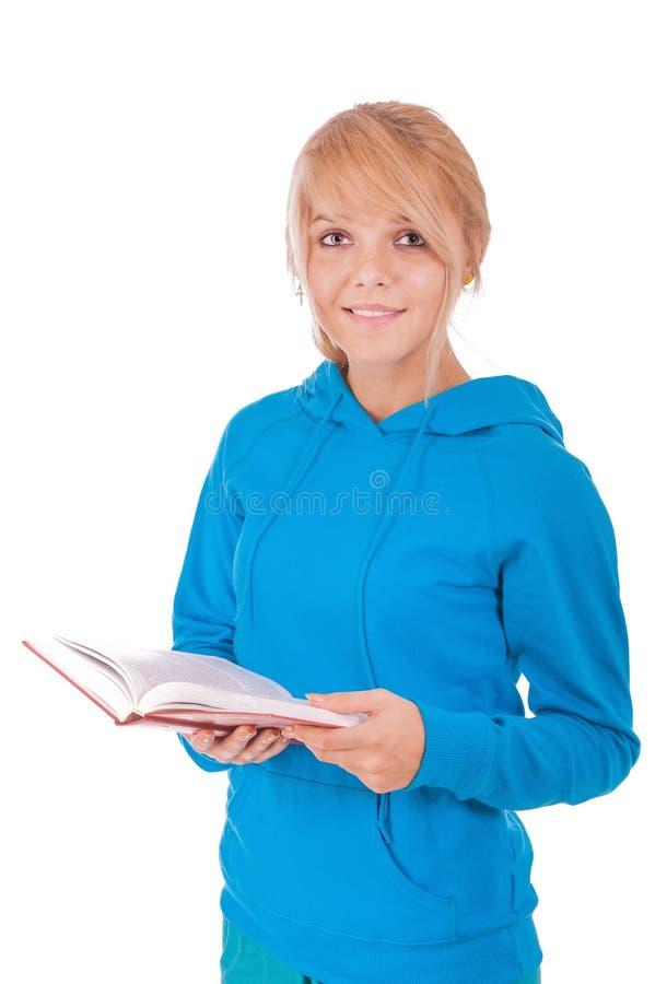 Download Портрет молодой блондинкы стоковое фото. изображение насчитывающей девушки - 41661442