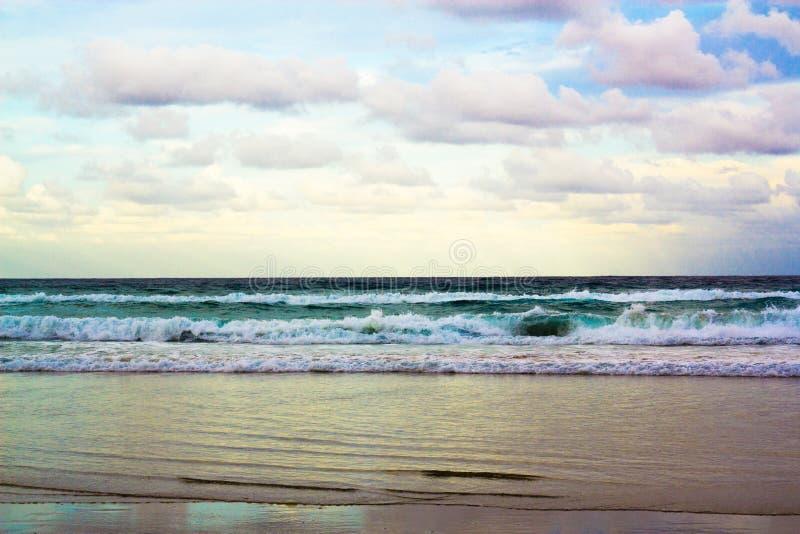 Портрет океана стоковые фотографии rf