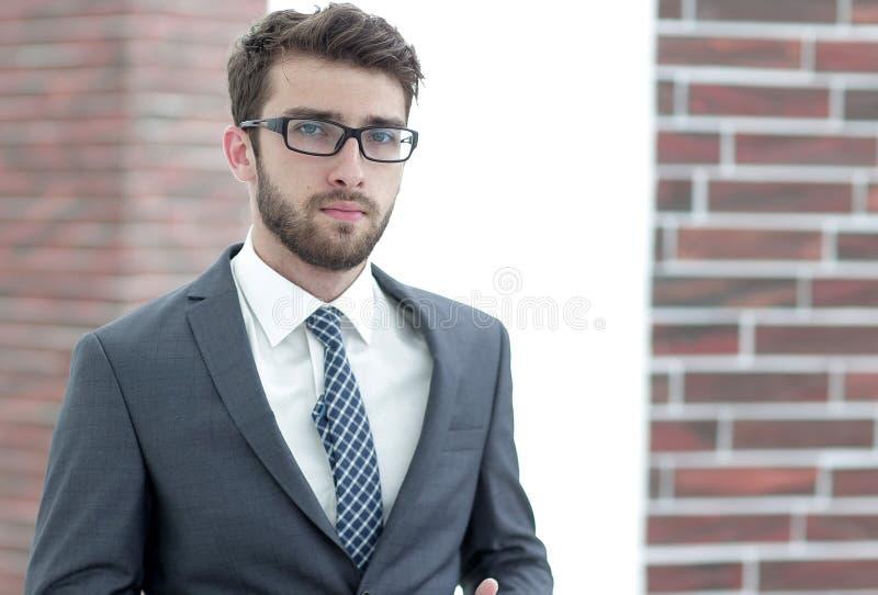 Портрет опытного юриста стоковое изображение rf