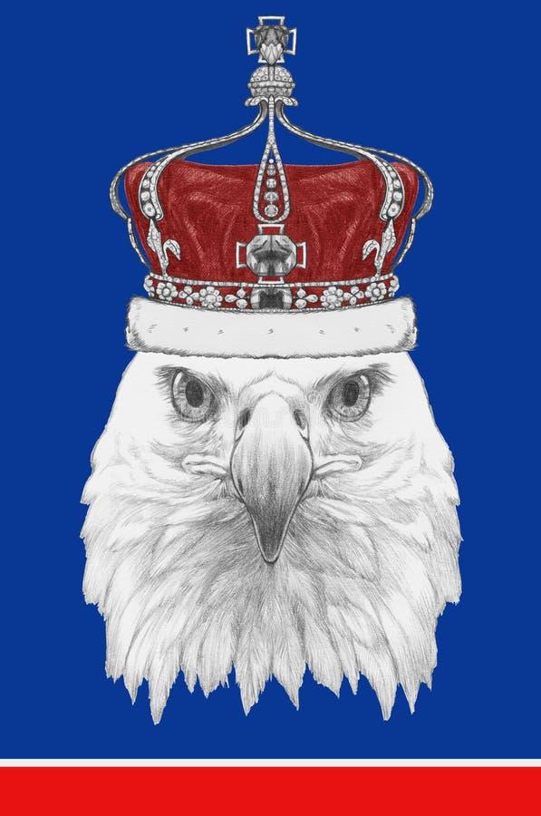 гамбургерами картинки орлов с короной слетаются