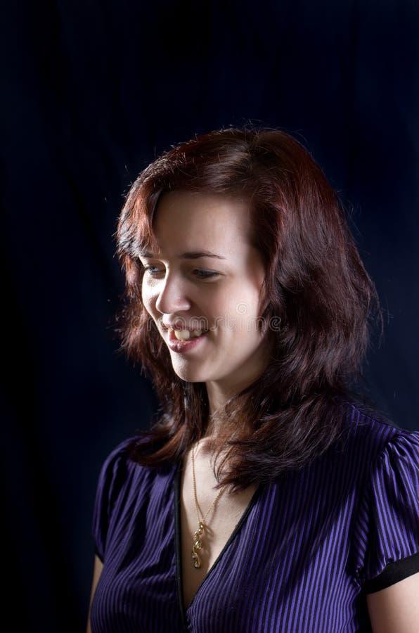 портрет предпосылки черный стоковые изображения rf