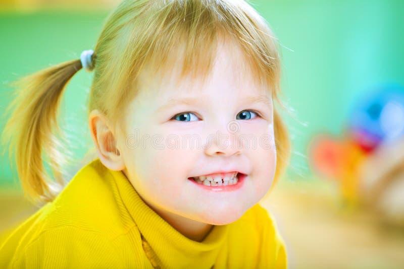 портрет ребенка красотки стоковые фотографии rf