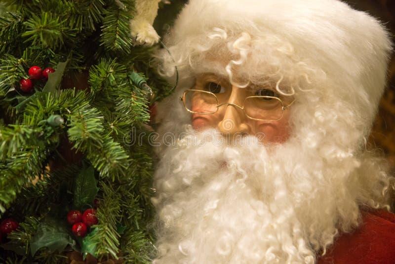 Download Портрет Санта Клауса стоковое фото. изображение насчитывающей праздник - 81804626