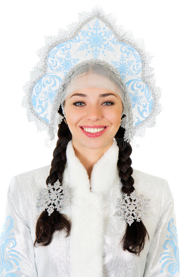 Download Портрет усмехаясь брюнет стоковое изображение. изображение насчитывающей празднично - 37925797