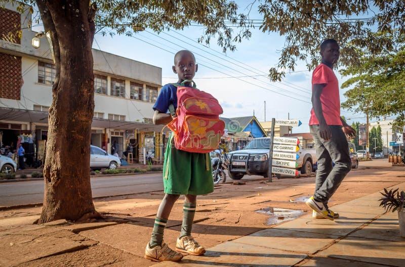 Портрет улицы стоковая фотография rf