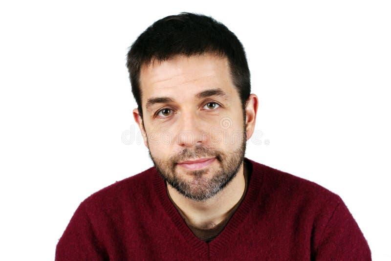 Портрет хорошего парня стоковые изображения rf