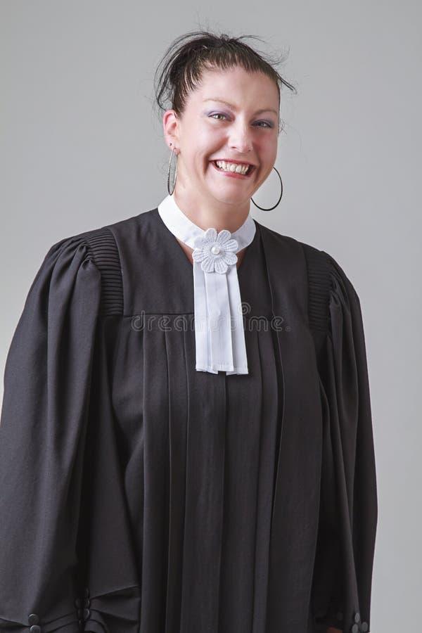 Портрет юриста стоковая фотография rf