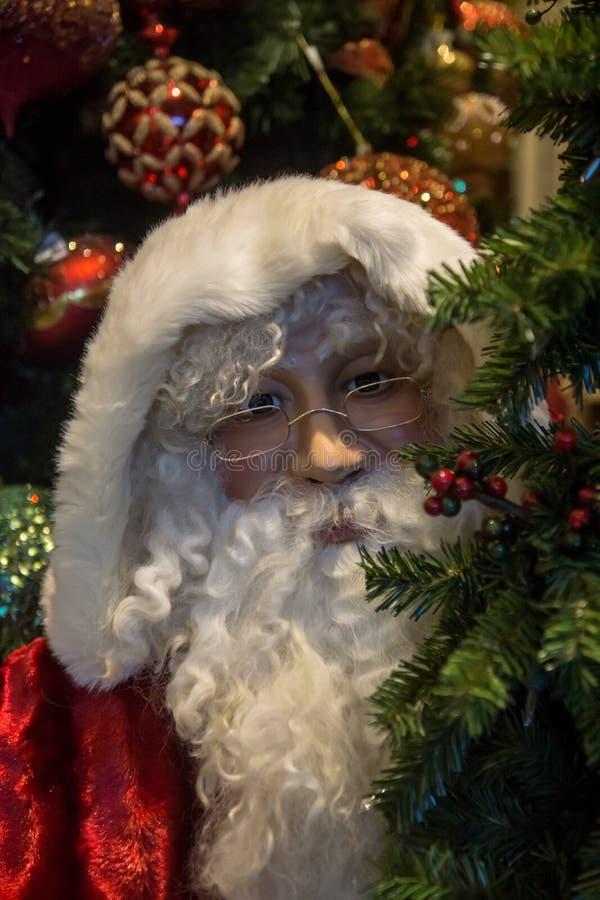 Download Портрет Nick Святого стоковое фото. изображение насчитывающей рождество - 81804680