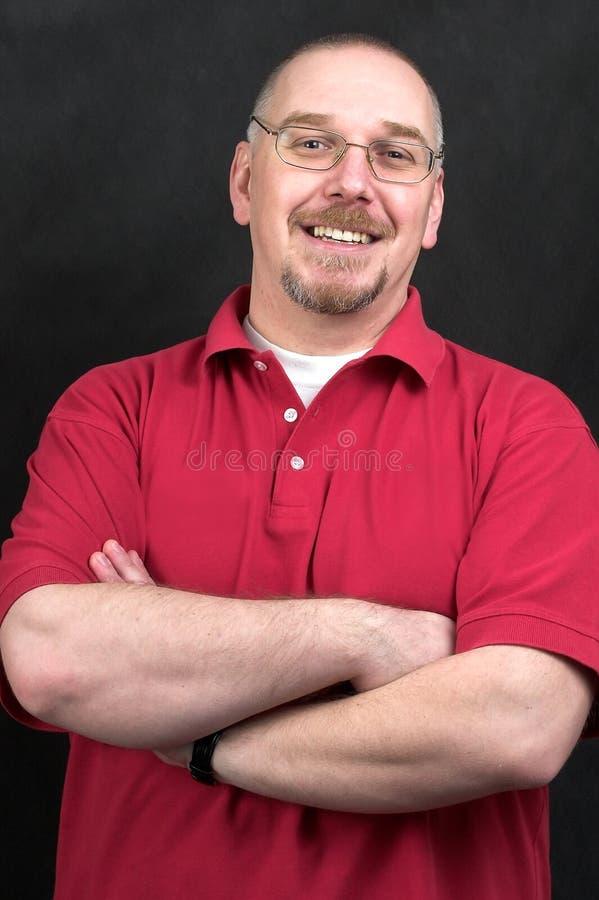 портрет s человека стоковое фото rf