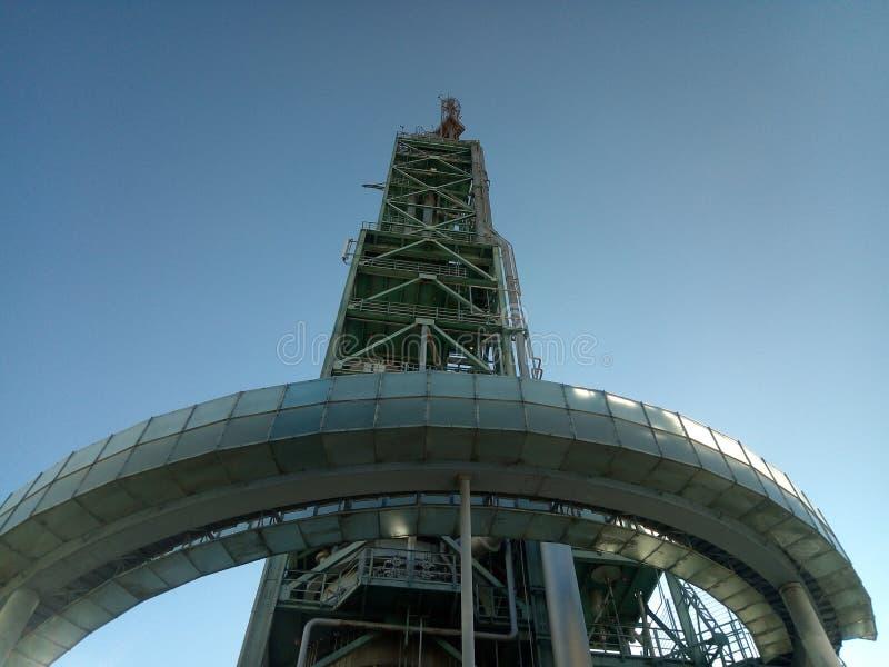 Португальская Эйфелева башня стоковые изображения