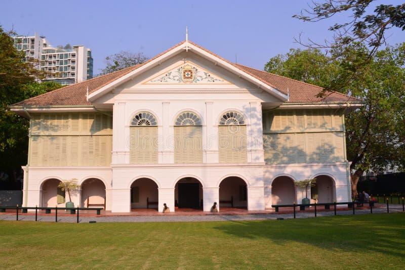 Португальское посольство в Бангкоке стоковые фото
