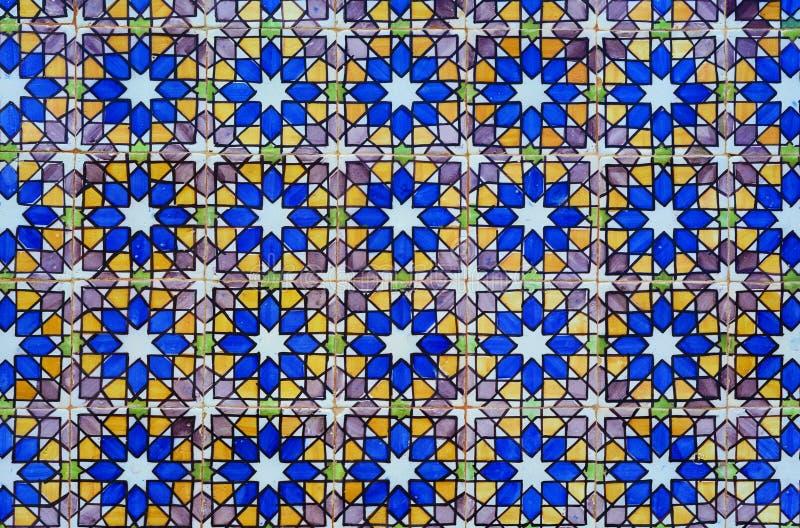португальские плитки стоковые изображения rf
