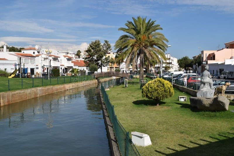 Португальский поток стоковое фото