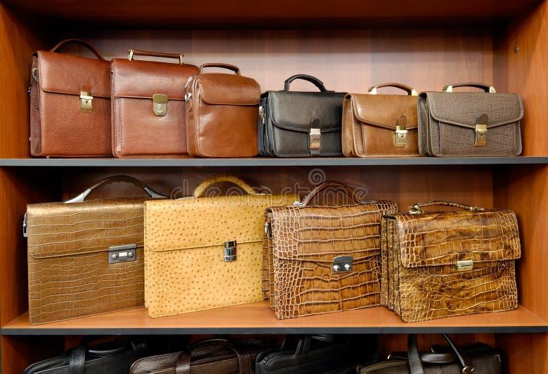 портфели стоковая фотография rf