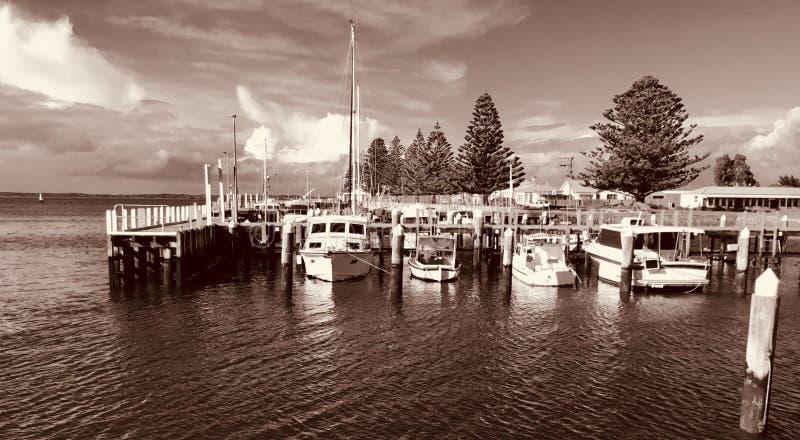 Порт Альберт, Виктория, Австралия стоковые фото