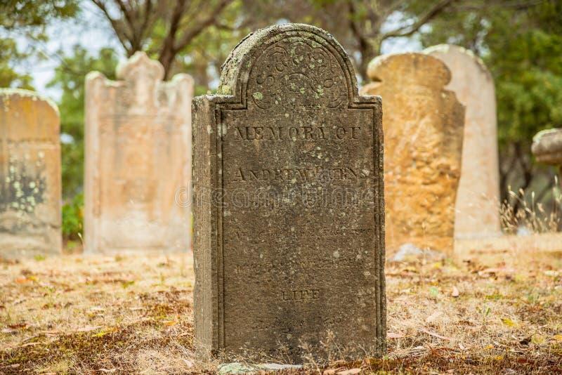 Порт Артур: Остров умерших стоковое изображение rf