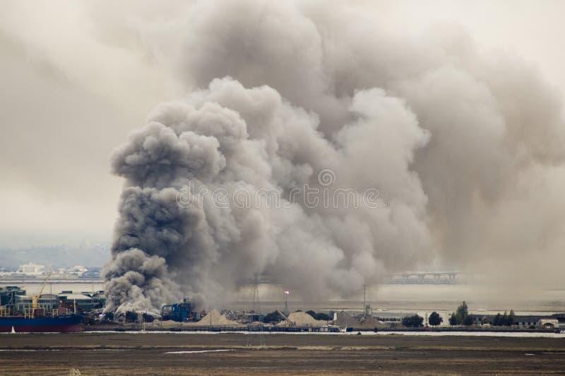 порт пожара стоковые фотографии rf