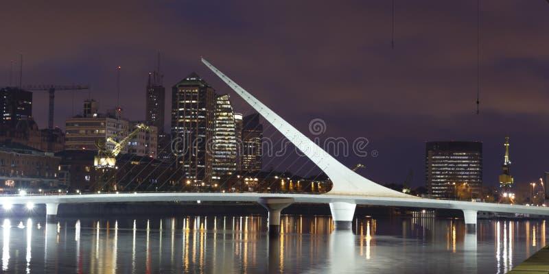 Порт 2. стыковки Буэноса-Айрес. стоковое фото