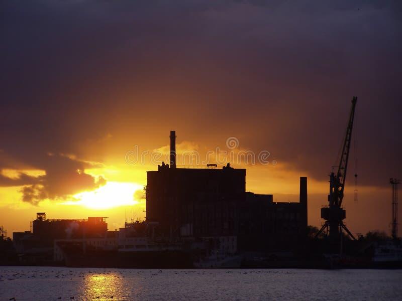 порт товаров стоковое фото rf