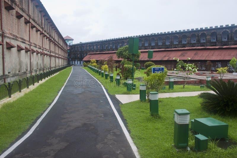порт тюрьмы blair клетчатый стоковая фотография