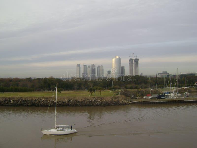 Порт Buenos Aires стоковое фото rf