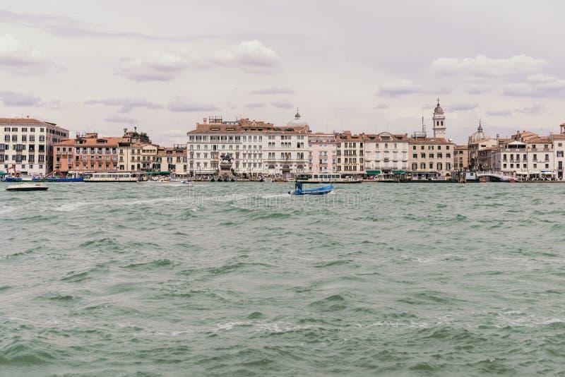 Порт Venezia стоковые изображения rf