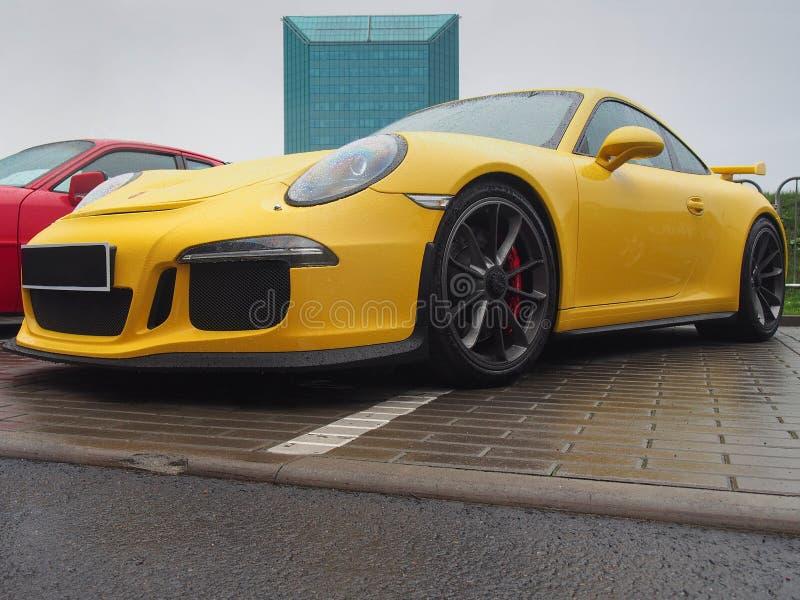 Порше 911 GT3 стоковое фото