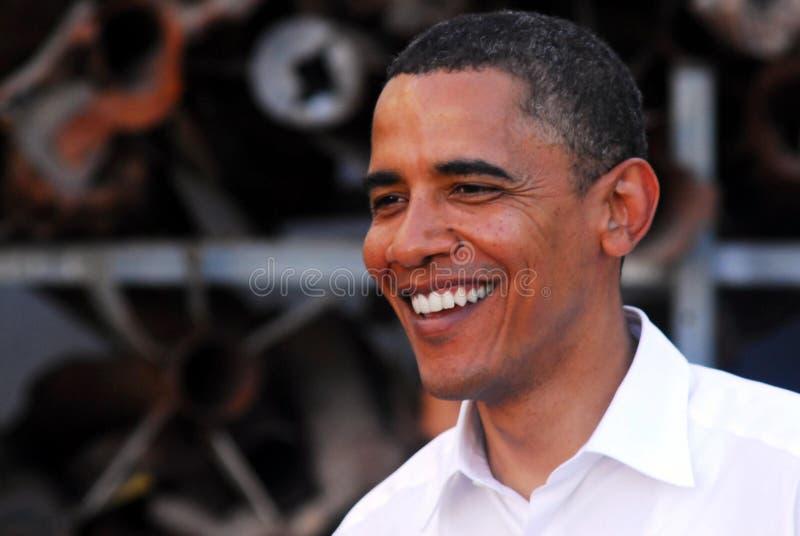 Посещение Barack Obama к Израилю стоковое фото rf