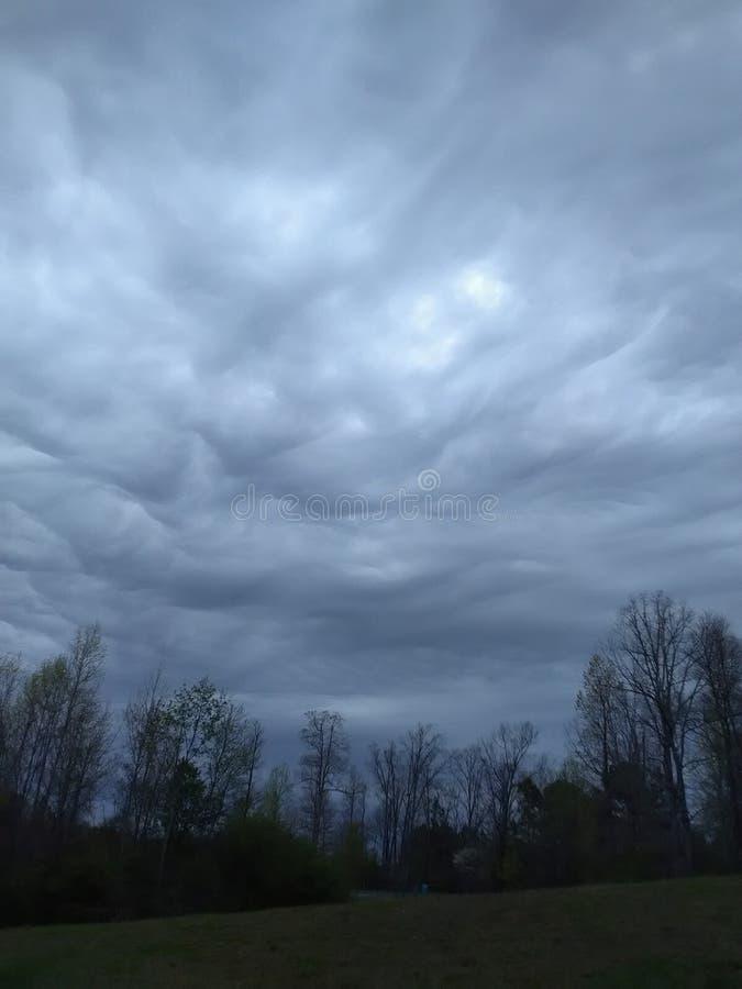 Посмотрите то небо стоковая фотография