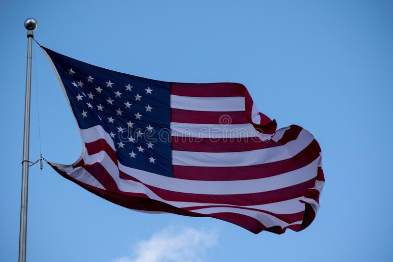 Посольство Соединенных Штатов Америки в Лондоне стоковое изображение rf