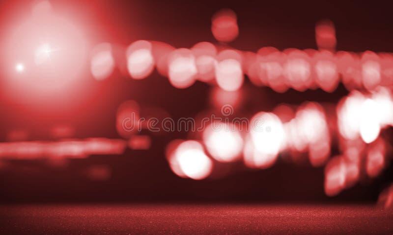 Поставьте света стоковое изображение rf
