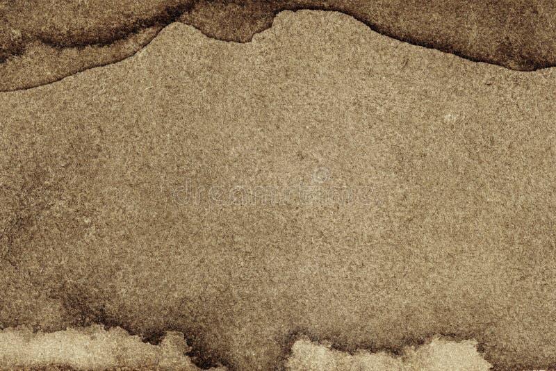 Постаретая бумага стоковая фотография