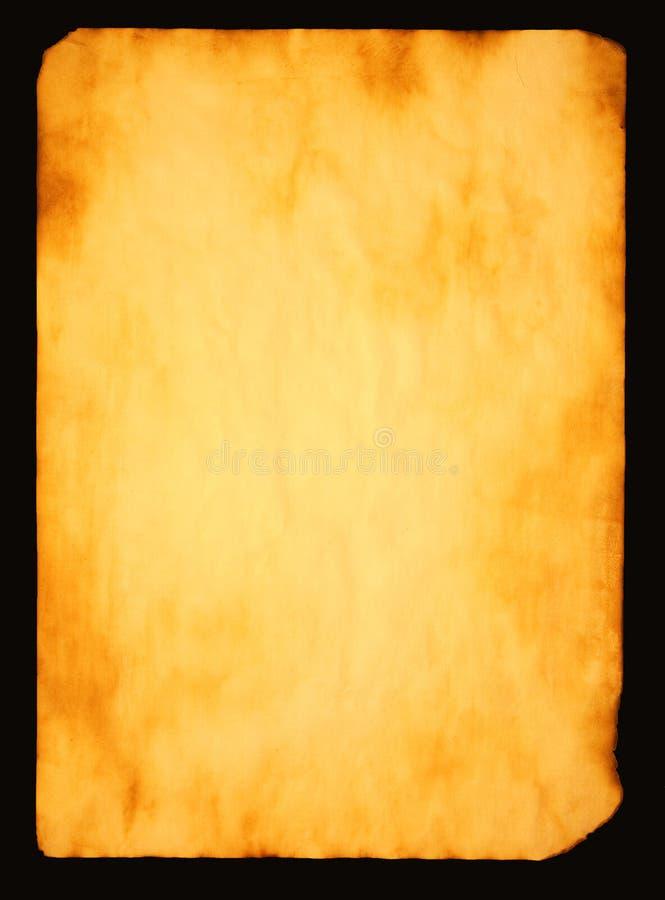 Download постаретая бумага стоковое фото. изображение насчитывающей художничества - 486592