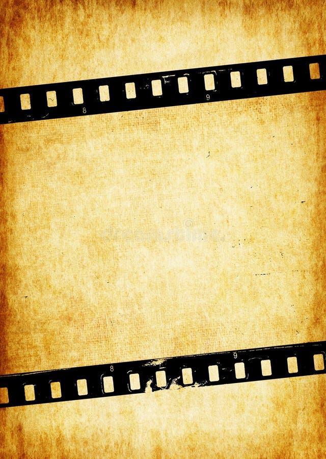 Постаретая бумажная текстура стоковое изображение