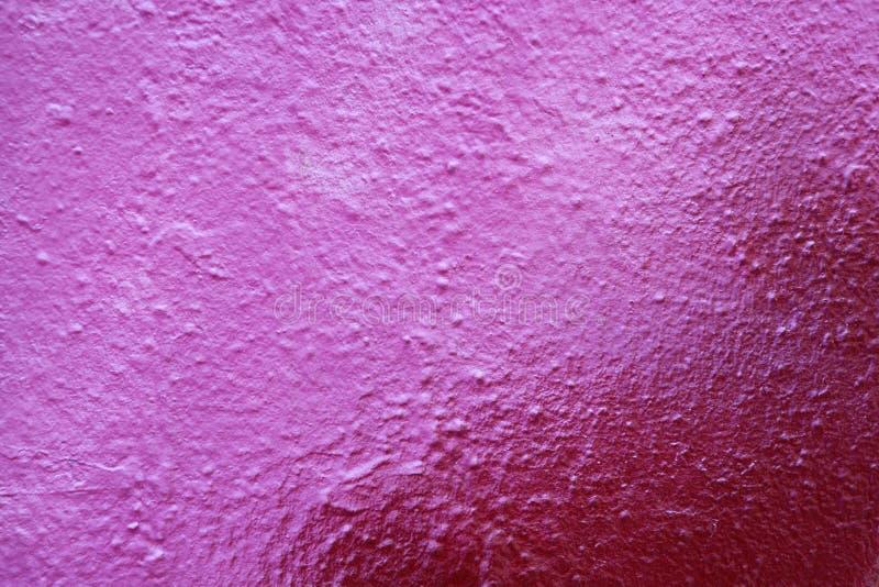постаретая стена пинка цемента предпосылки стоковые фото