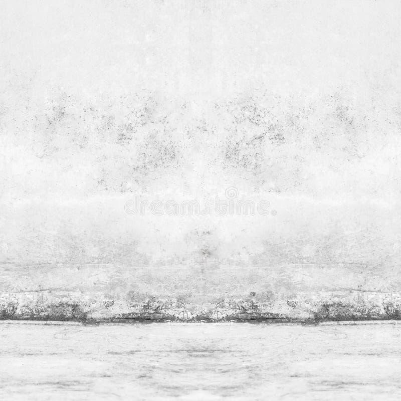 Постаретая текстура бетонной стены улицы белая конкретная предпосылка текстуры естественного цемента или каменной старой текстуры стоковые фото