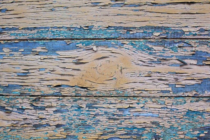 Download Постаретая текстура покрашенная древесиной Стоковое Фото - изображение: 36815734