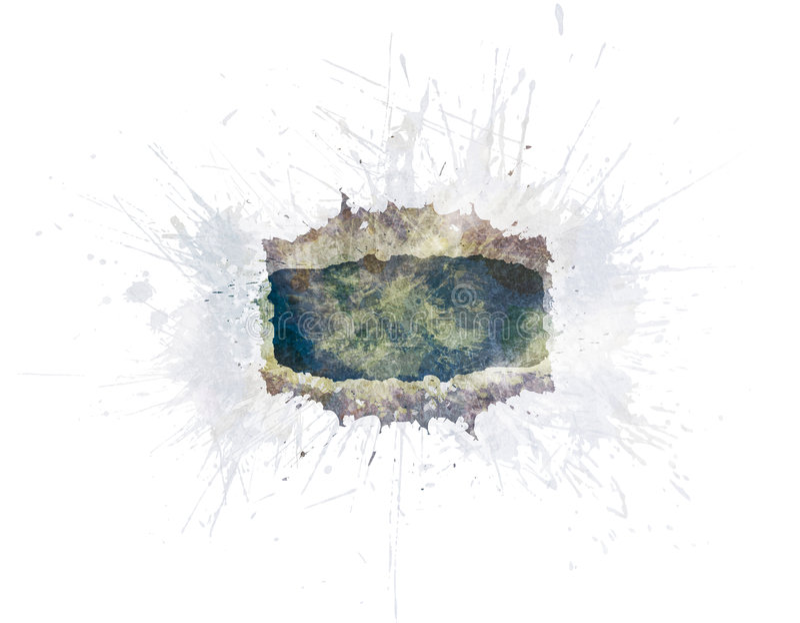 постаретый splatter предпосылки grungy иллюстрация штока