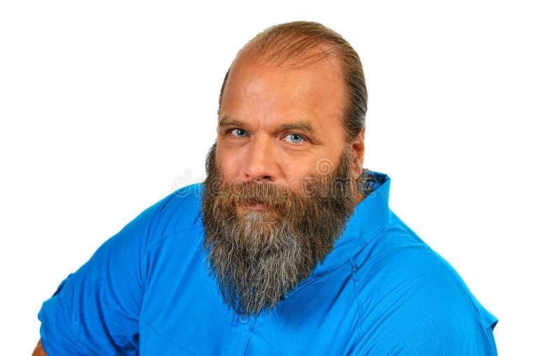 Постоянно отделка бороды стоковые фотографии rf