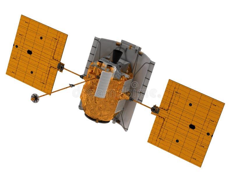 Download Посыльный космической станции Иллюстрация штока - иллюстрации насчитывающей солнце, орбита: 40584766