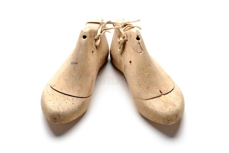 Последние ботинка стоковое изображение
