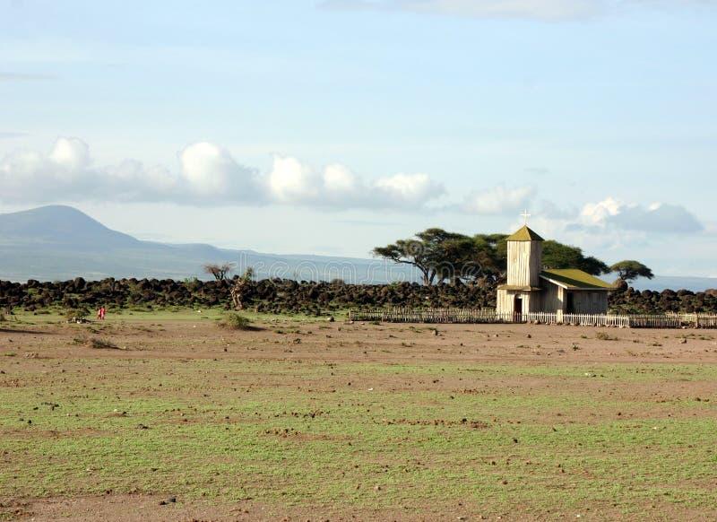 потерянная церковь стоковое фото