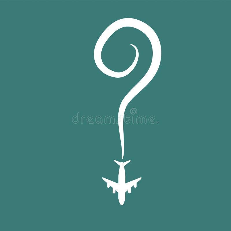 Download Потерянный самолет иллюстрация штока. иллюстрации насчитывающей икона - 40579473