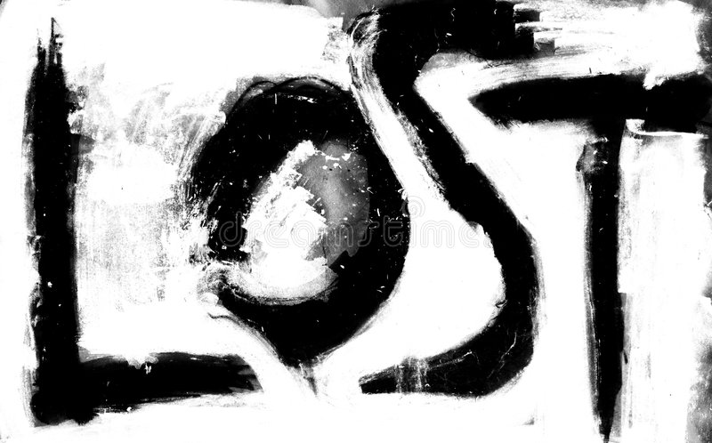 Download потеряно стоковое фото. изображение насчитывающей backhoe - 6869594