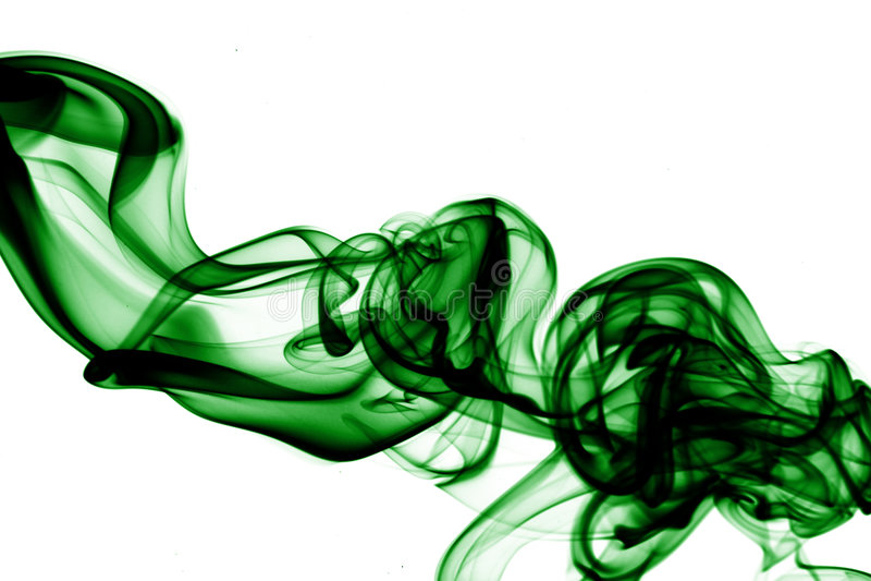 потоки дыма стоковые фотографии rf