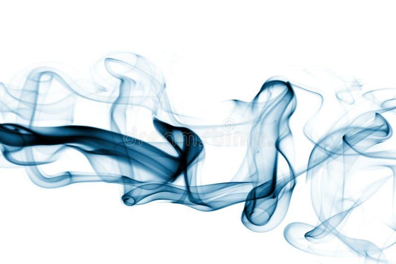 потоки дыма стоковое изображение rf
